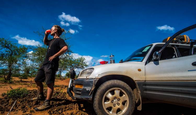 Road Tripping in Africa