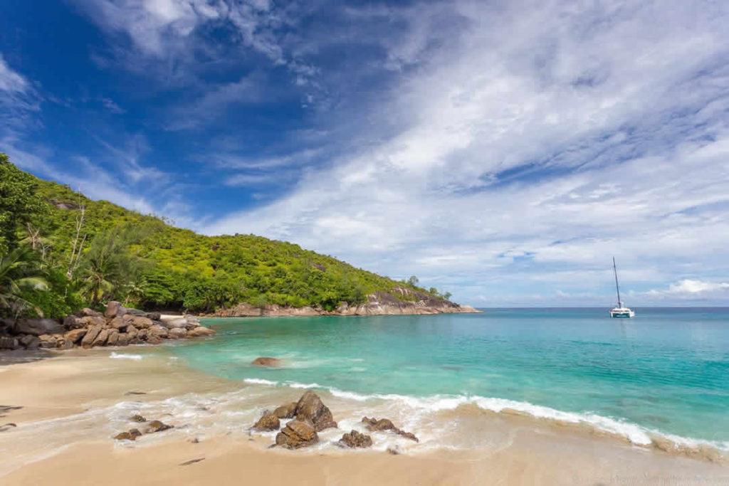 Mahe in Seychelles