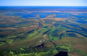 Okavang Delta
