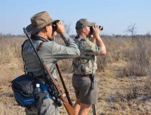 Modern Day African Safari