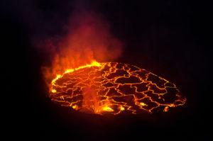 Nyiragongp Volcanoes